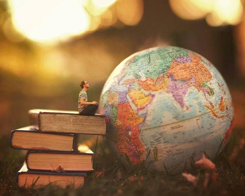 Trova il tuo posto nel mondo